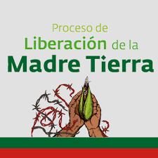 Logo del proceso de liberación de la madre tierra