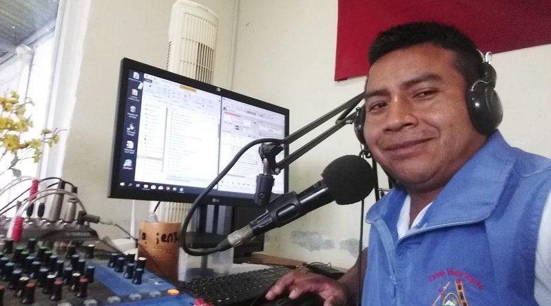 Abelardo liz comunicador de corinto asesinado por la fuerza publica