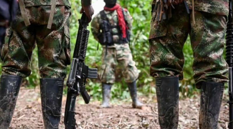 diseidencias de las FARC cauca 2020
